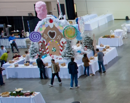 San Mateo Event Center Holiday Party Rental Venue