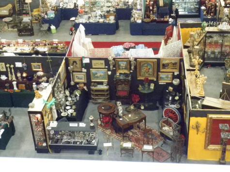 December 29 31 Bustamante Antique Show Returns For Its