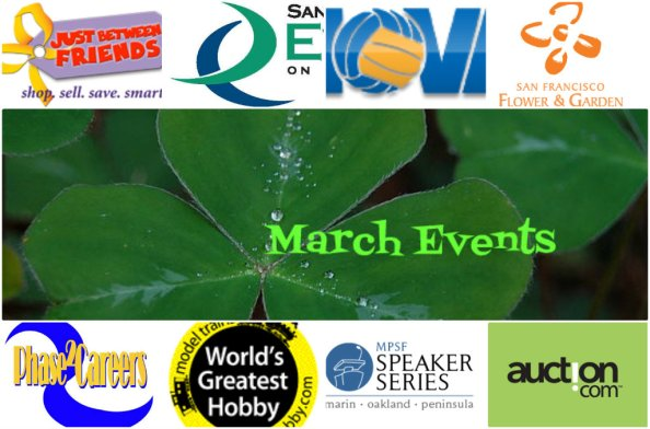 march events collage