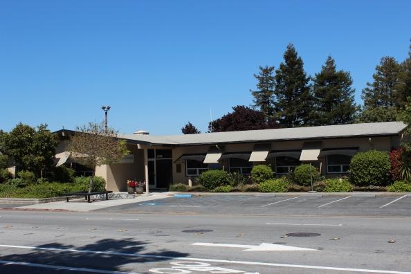 San Mateo Event Center office