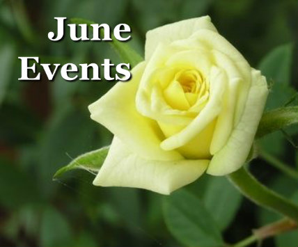 JUne events for blog