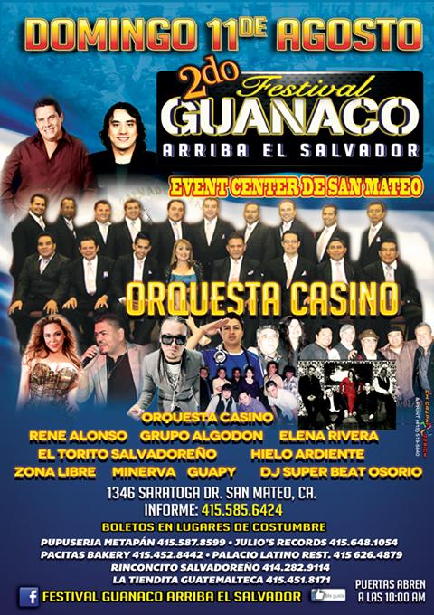 salvadorian festival