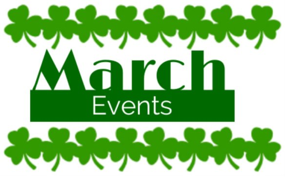 Image result for march events