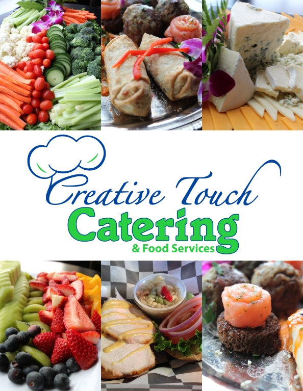 Creative Touch Catering & Food Services at the San Mateo Event Center